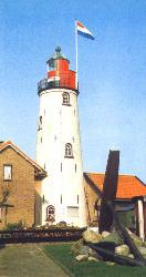 Lighthouse Urk